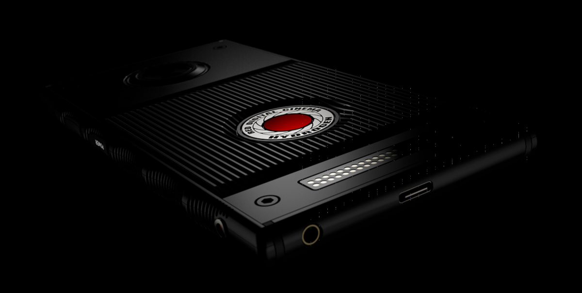 RED Hydrogen One Specs: Snapdragon 835, 4500 mAh Battery, and