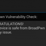 WiFi Chipset Info Checks if Your Device is Vulnerable to BroadPwn