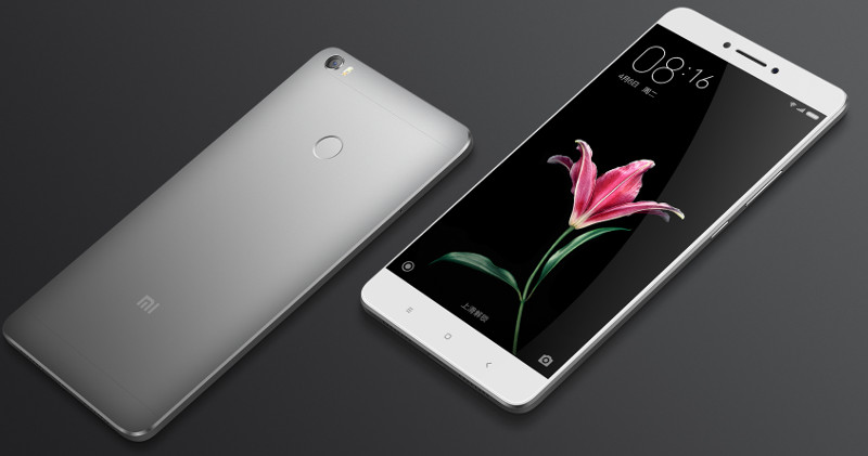 Xiaomi Launches The New Mi Max 2 In India For ₹16 999 265