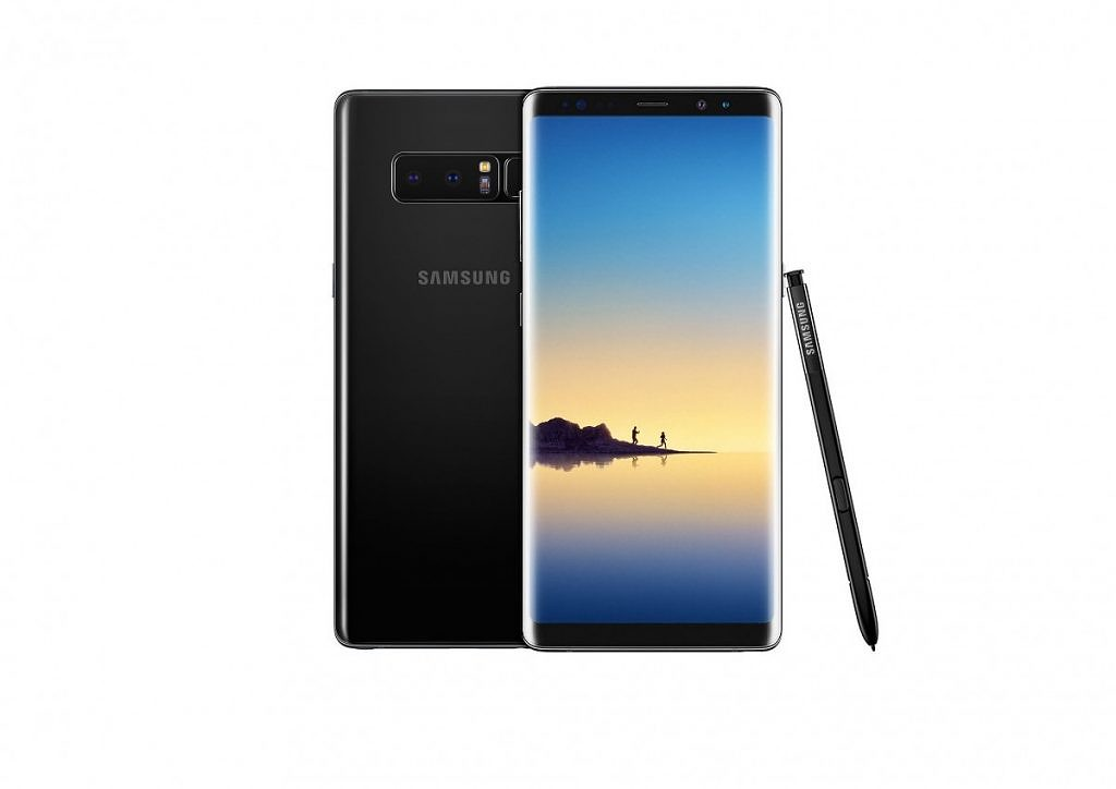 Samsung unveils Galaxy Note 8 featuring a massive 6.3 inch screen
