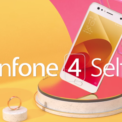 ASUS Makes the ZenFone 4 Selfie Series Official in Taiwan