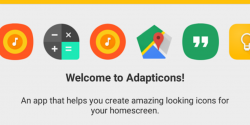 Adapticons Brings Android O's Adaptive Icons to Android 5.0+