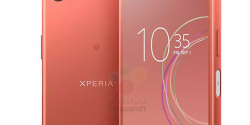 Alleged Sony Xperia XZ1 Compact Renders Leak