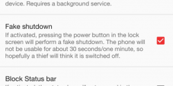 "Cerberus Updated to v3.5, Adds a ""Fake Shutdown"" Feature"