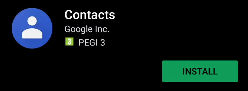 Google Contacts 2.2 Redesigns the Contact View, Vastly Improves Suggestions, and More