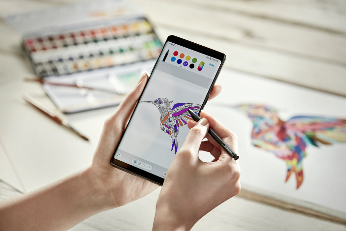 A Look At The Galaxy Note 8s New Improved Software Features