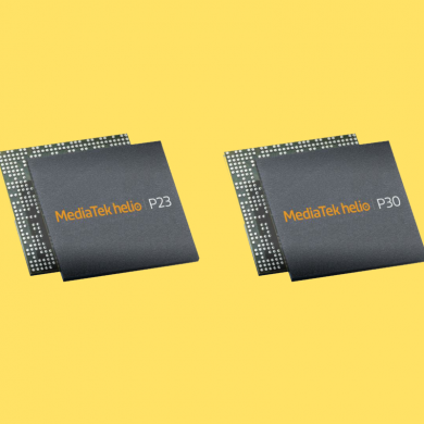 MediaTek Unveils the new Helio P23 and Helio P30 Mid-Range SoCs with Dual VoLTE/ViLTE Support