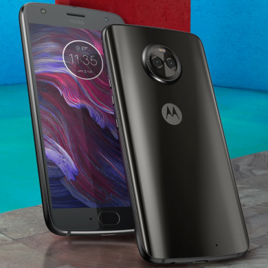 Motorola Launches the Mid-Range Moto X4 for €399, Europe Release in September, US in the Fall