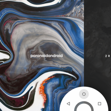 Team Paranoid Android Releases Source Code for Color Engine, PIE Controls, Pocket Lock and Other Features