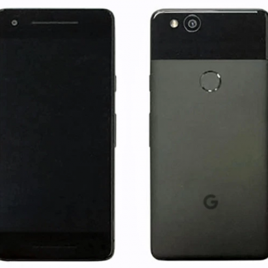 Google Reveals Pixel 2 Launch Date as Pixel 2 XL Stops by the FCC
