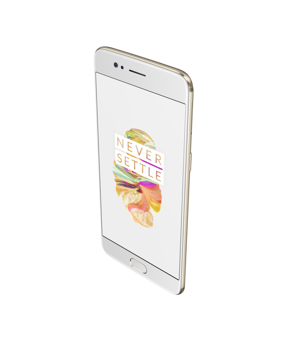 OnePlus 5 Launched In Soft Gold Colour Variant