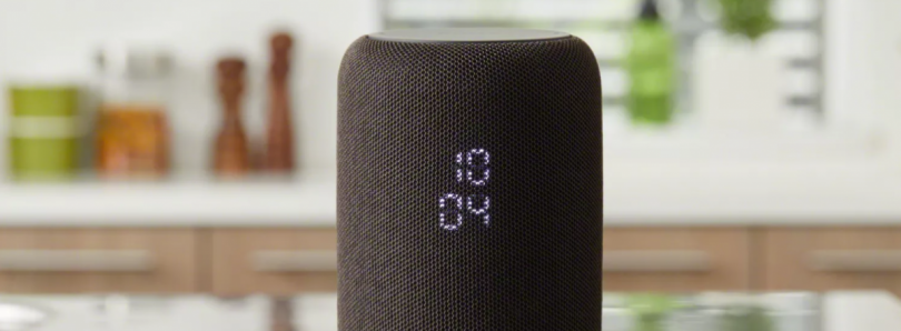 The Sony LF-S50G is a $200 Connected Speaker Featuring Google Assistant