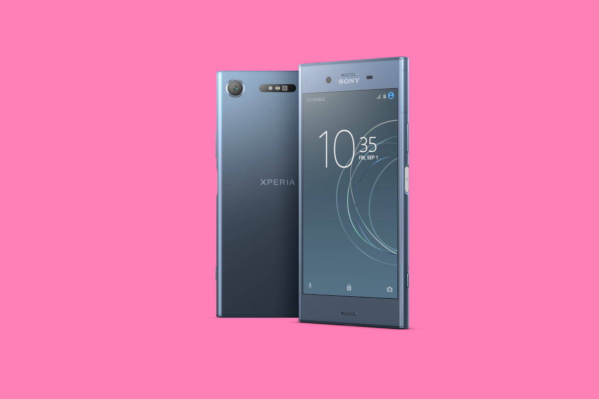 sony launches the xperia xz1 and xperia xz1 compact at ifa 2017. Black Bedroom Furniture Sets. Home Design Ideas