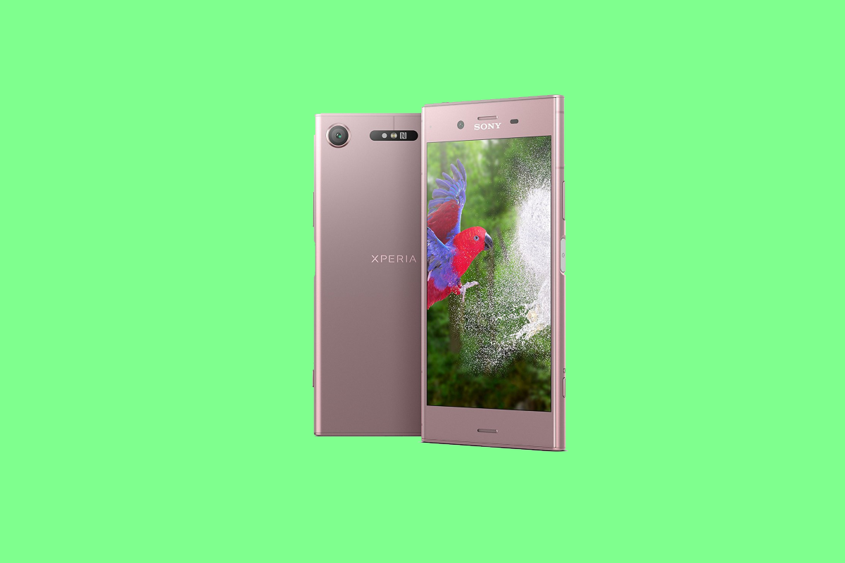 Renders and UK Pricing Leaked for Sony's Upcoming Xperia XZ1 Flagship