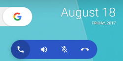 Google is Updating AOSP Dialer with Floating In-Call Buttons and More