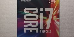 Intel Core i7-7700k Review: A 7th Generation Mainstay And Coming Change