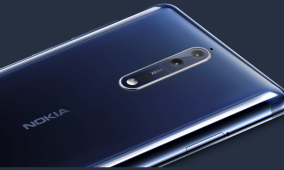 Nokia Starts Rolling Out Android 8.1 to the Nokia 8, Includes Android February Security Patches