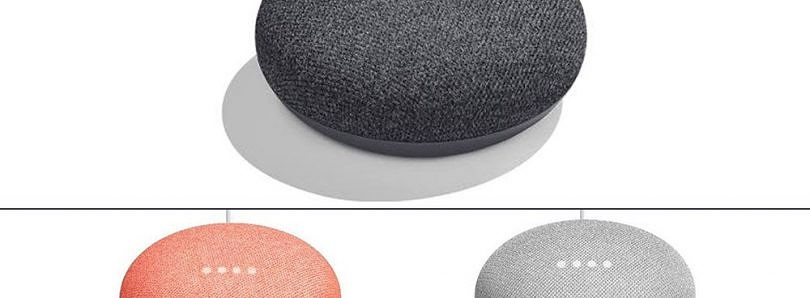 Google Home Mini Images Leaked, Will Reportedly Cost $50