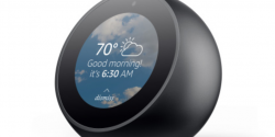 Amazon Echo Spot is a Smaller, Less Expensive Version of the Echo Show
