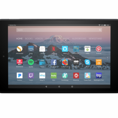 Amazon's New Fire HD 10 Tablet has a 1080p Display for $150