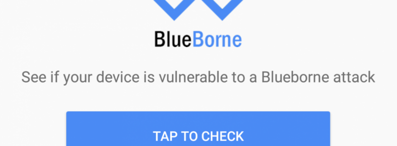BlueBorne Vulnerability Scanner Checks if Your Device is Vulnerable