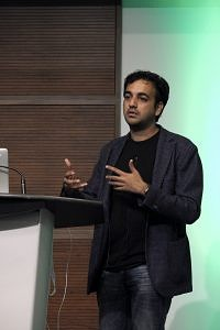 Faisal Abid at AndroidTO 2017