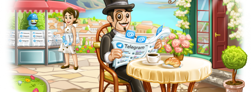 Telegram 4.3 Brings Better Replies, Stickers, and Invitations