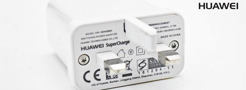New Huawei 10V/4A fast charging adapter gets certified on 3C