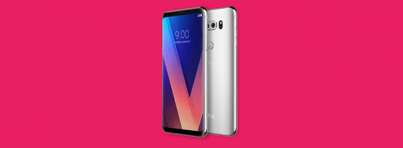 LG Brings the LG V30+ to T-Mobile Later This Month
