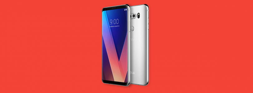 Verizon LG V30 receiving Android Oreo update today, LG G6 gets security patch