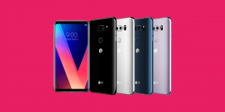 Unlocked LG V30 to Support T-Mobile's New LTE Band 71 (600 MHz)