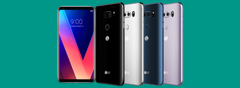 Report: LG to Undercut the Price of the Note 8 and iPhone 8 with LG V30