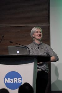 Lisa Wray at AndroidTO 2017