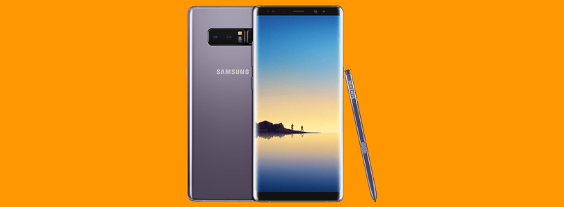 How to install Android Oreo with the April security patch on the Samsung Galaxy Note 8
