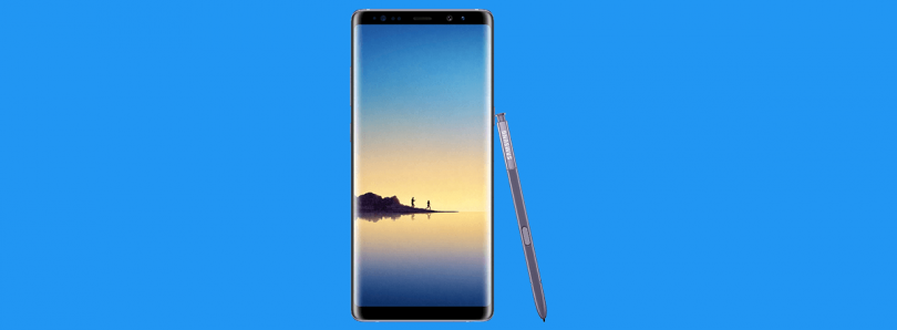Samsung Reportedly Drops Plans for an In-Display Fingerprint Sensor on the Galaxy Note 9