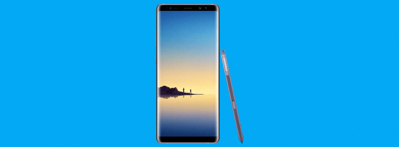 "Samsung Adds ""Secure Wi-Fi"" VPN to the Galaxy Note 8 via a Software Update"