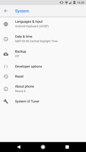 How to install custom themes on Android Oreo