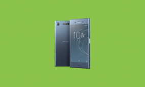 Update for Sony Xperia XZ1 and XZ1 Compact Brings Image Distortion Fix
