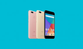 The Xiaomi Mi A1 is Now Available in Rose Gold in India