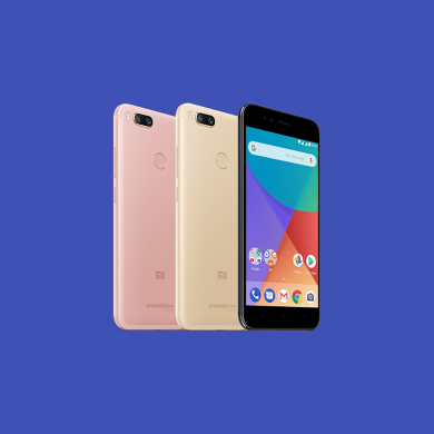 Xiaomi Mi A1 to be Available for sale at ₹12,999 starting December 7 in India