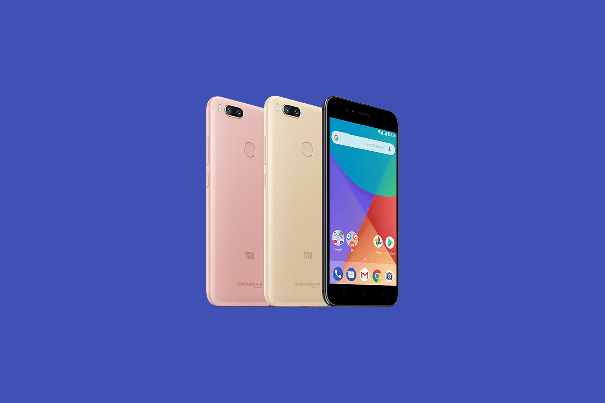 ef8f0c4a2 Xiaomi Mi A1 to be Available for sale at ₹12