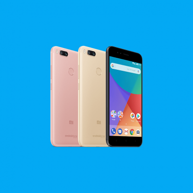 Franco Kernel released for the Xiaomi Mi A1
