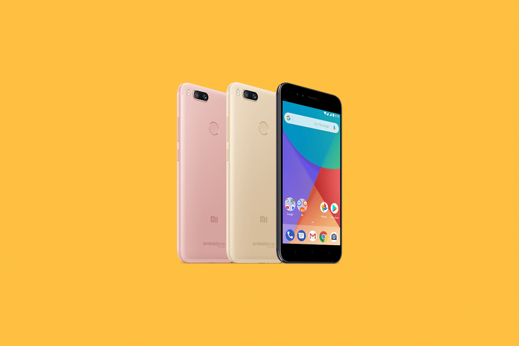 Xiaomi Mi A1 Qualcomm Snapdragon 625 MIUI Android One