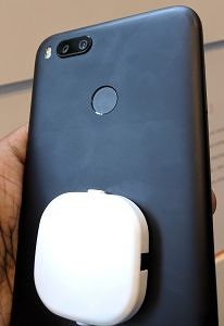 Xiaomi Mi A1 Fingerprint Example