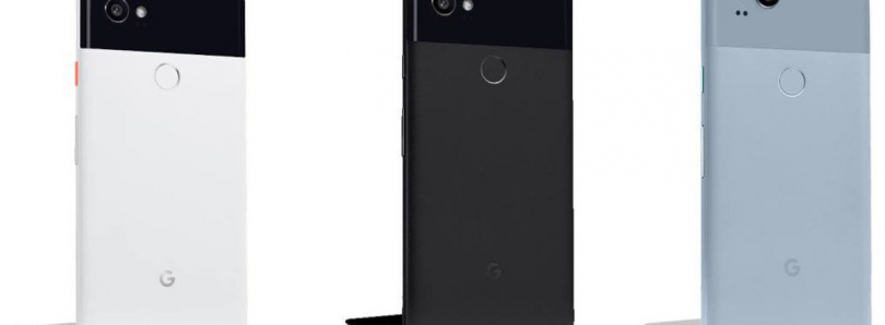Google Pixel 2/Pixel 2 XL Colors Leak, Prices Start at $649/$849 Respectively