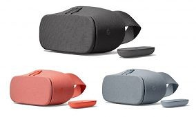 Google Daydream View 2017 Refresh Brings New Colors at a $100 Price Point