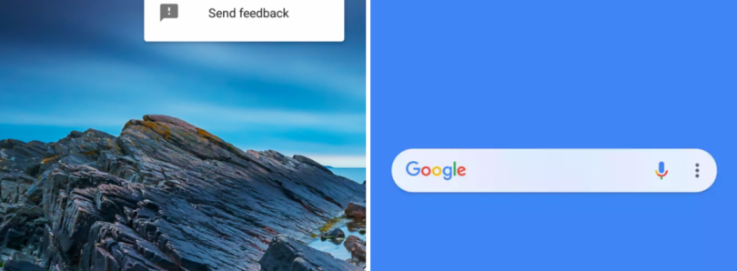Customizable Google Search Bar Rolling Out to Users with Google App 7.14.15