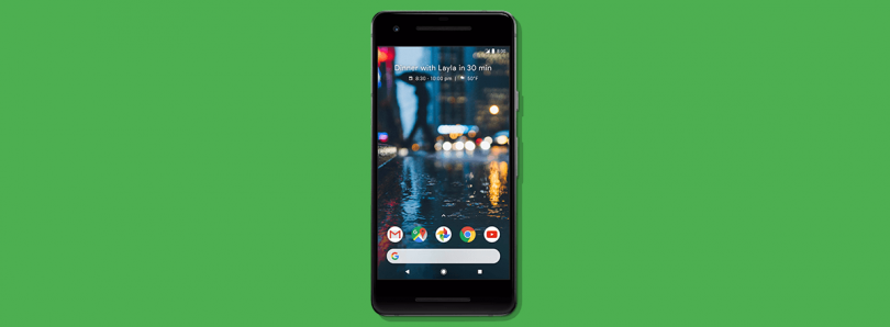 Android's Battery Life Estimate is Getting Smarter and More Accurate on the Pixel 2