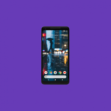 Google is testing an Android P System Image with Android 8.1 Oreo Vendor Image on the Pixel 2