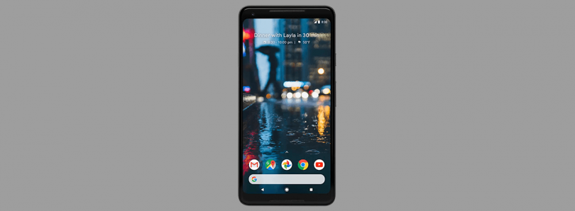 Google is Actively Investigating Reports of Pixel 2 XL Display Burn-in